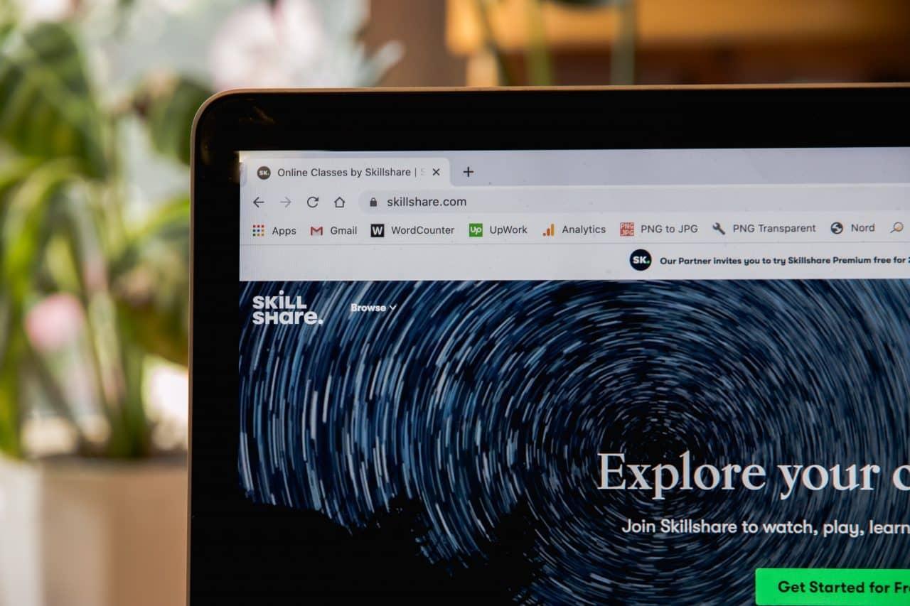 Skillshare Online Educational Platform