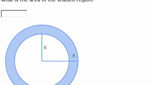 Shaded Region